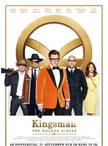 kingsman 2 the golden circle stream deutsch